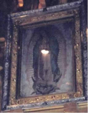 milagro de la virgen de guadalupe