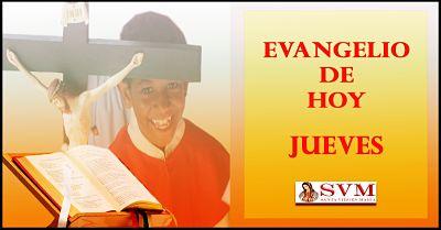 Evangelio Jueves