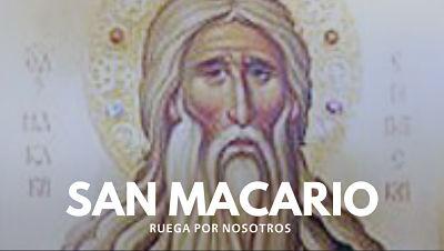 San Macario de Alejandria