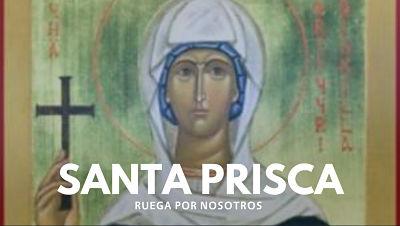 Santa Prisca de Roma