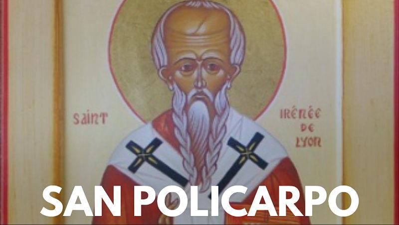 San Policarpo obispo y martir turquia