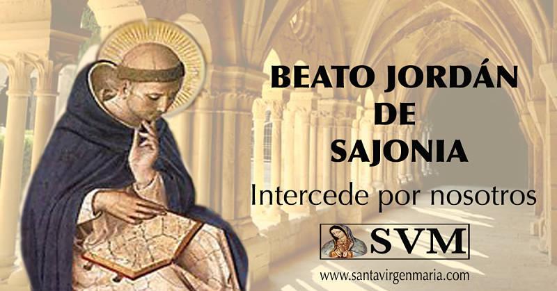 BEATO JORDÁN SAJONIA