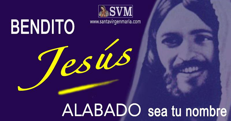 ALABEMOS A JESÚS
