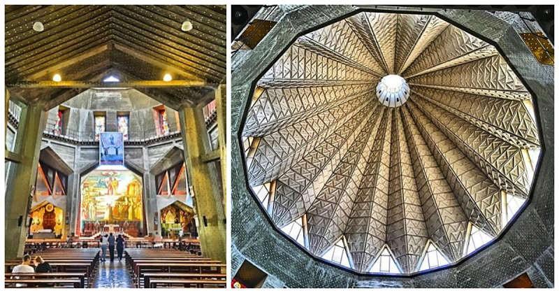Basílica de la Anunciación viaje Nazaret Israe peregrinación viaje turismo cristiano católico