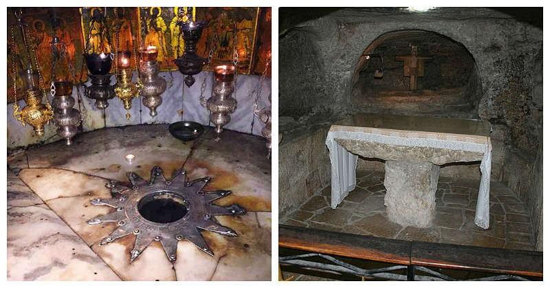 Basílica de la Natividad gruta de Belén Israel peregrinación cristiana