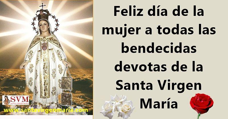 Las 10 Virtudes De Maria Santa Virgen Maria Feliz día a ti mujer. 10 virtudes de maria santa virgen maria