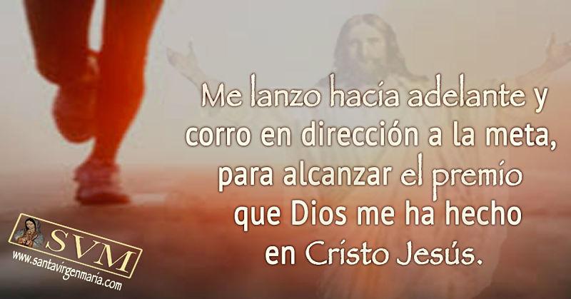 MI META ES CRISTO JESÚS