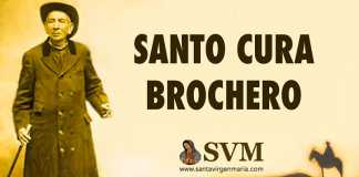 ORACIÓN AL SANTO CURA BROCHERO