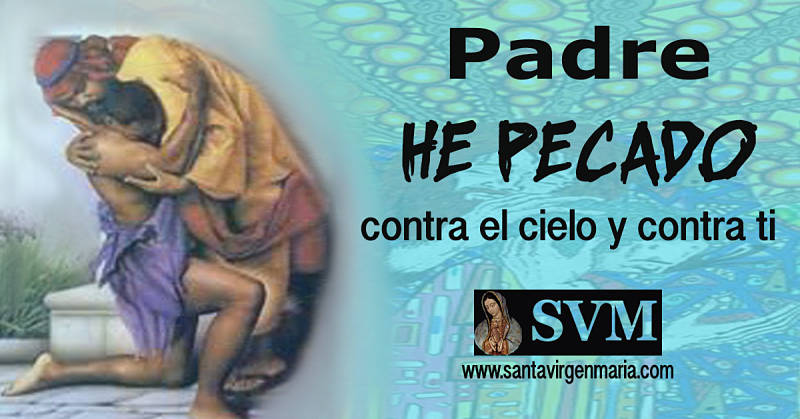 PADRE PERDONAME