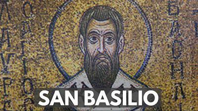 San Basilio Santa Virgen Maria