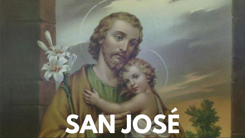 San José de Nazaret padre de Jesús santo 18 de marzo biografía