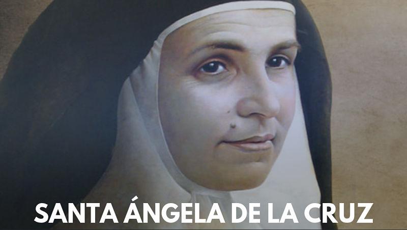 Resultado de imagen para Santa Ángela de la Cruz
