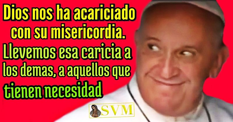 Tweet año de la misericordia Papa Francisco
