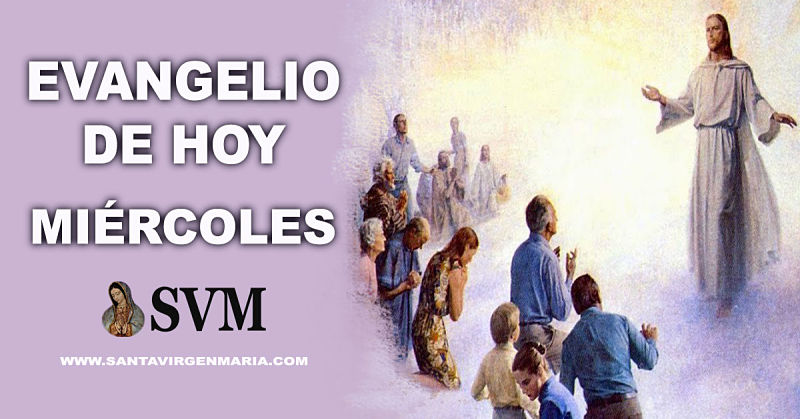Evangelio San Juan 6 35-40 CATOLICO