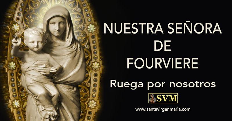 NUESTRA SEÑORA DE FOURVIERE