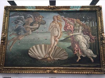La Venus de Sandro Boticelli
