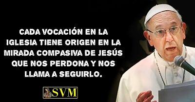 7 estupendas frases de nuestro Papa Francisco