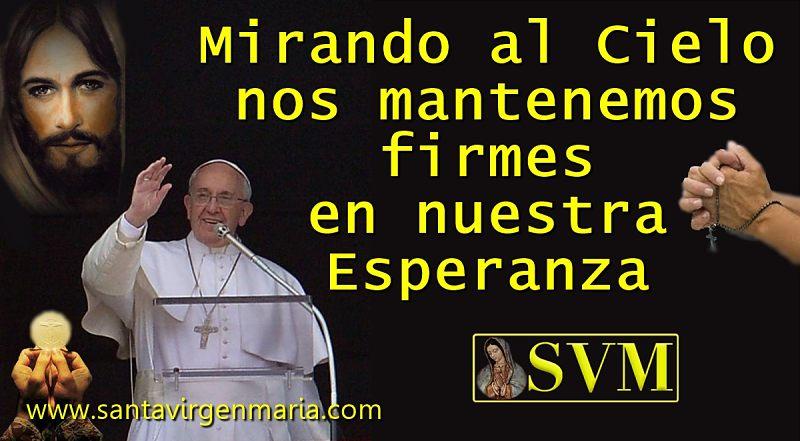 Palabras del Papa Francisco 8 de abril