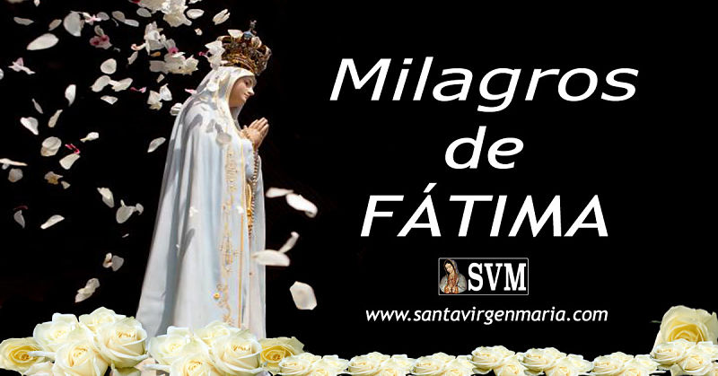 MILAGROS DE FATIMA