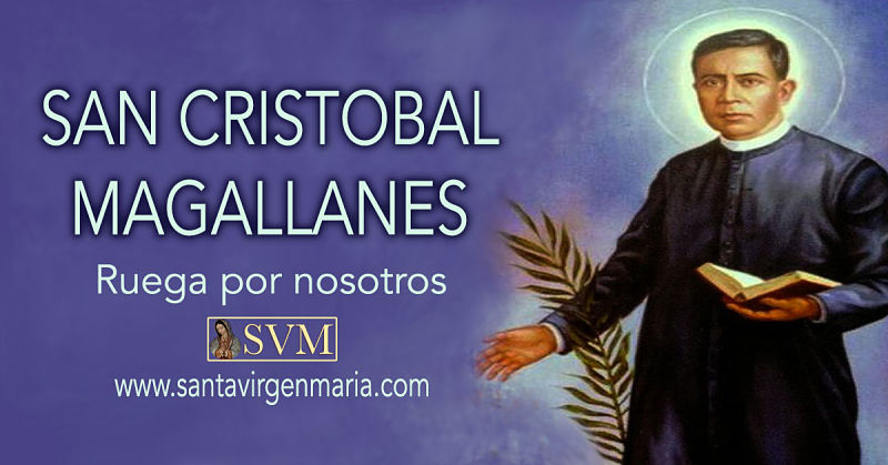 ORACION A SAN CRISTOBAL MAGALLANES