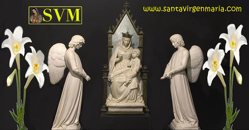UN CANTO DE ALABANZA A LA VIRGEN MARIA