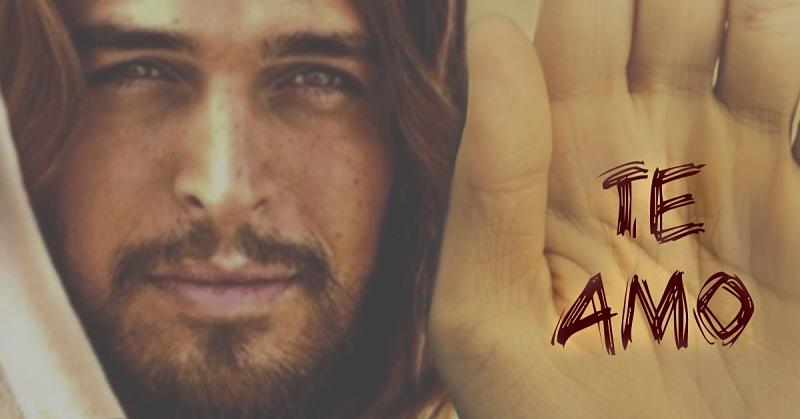 QUIÉN ES JESÚS? ME AMA?