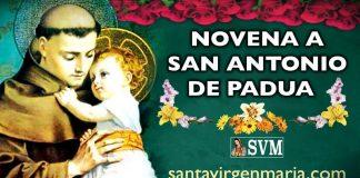 nueve dias de oración a SAN Antonio