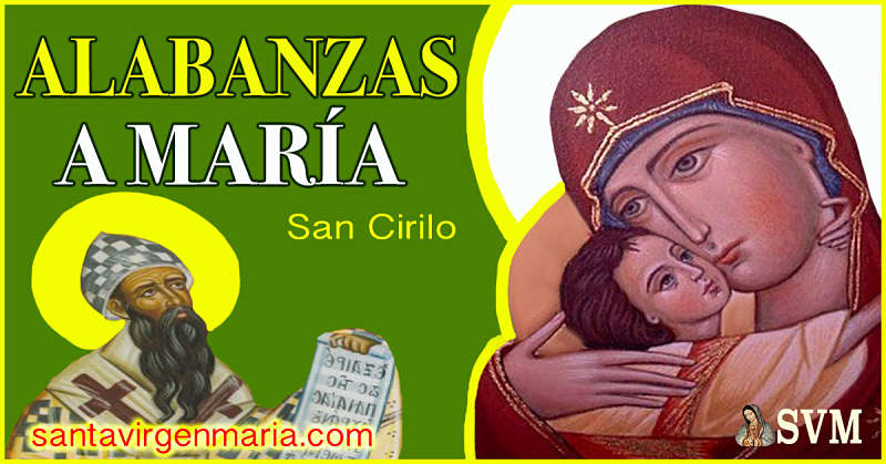 ORACION DE ALABANZA A MARIA