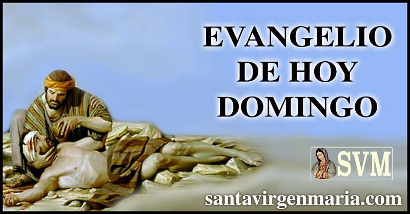 Evangelio San Lucas 10 25-37 CATOLICO