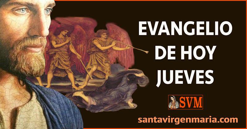 Evangelio San Mateo 13 47-53 CATOLICO