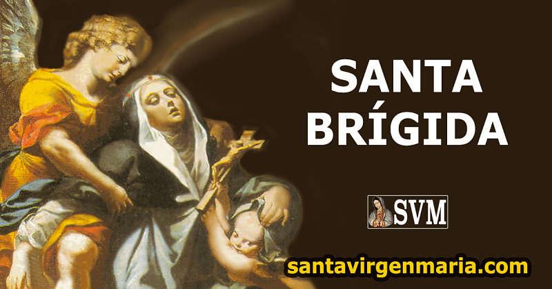 LAS 15 ORACIONES DE SANTA BRIGIDA