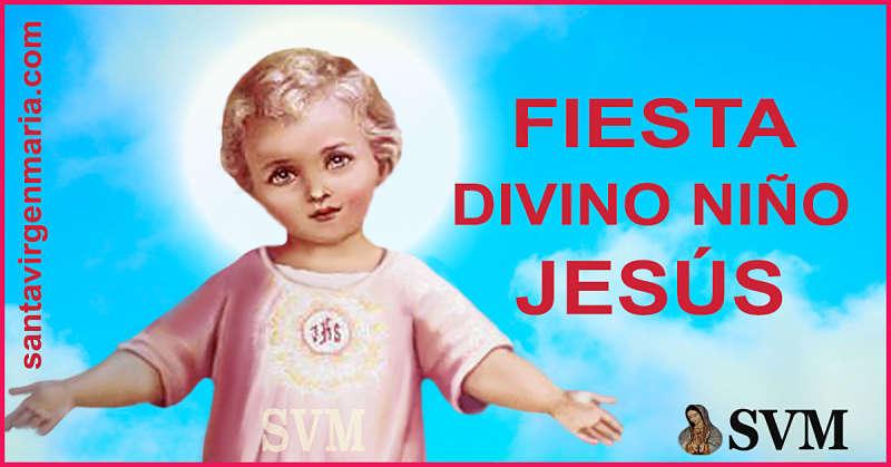 MILAGROSA ORACION AL DIVINO NIÑO JESUS
