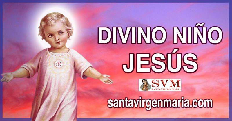 SEGUNDO DIA DEL TRIDUO AL DIVINO NIÑO JESUS