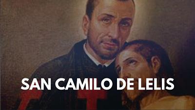 San Camilo de Lelis patron de los enfermos enfermeros hospitales 14 julio biografia