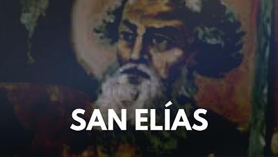 San Elías profeta