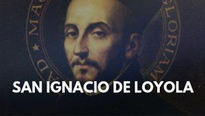 San Ignacio de Loyola Compañia de Jesus jesuita biografia vida