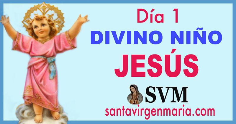 TRES DIAS DE ORACION AL DIVINO NIÑO JESUS