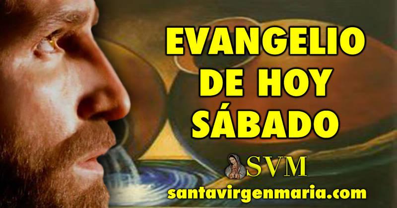 Evangelio San Mateo 9 14-17 CATOLICO