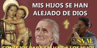 Los consejos del Santo Cura de Ars para Salvar a los hijos
