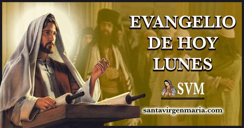 Evangelio San Mateo 23 13-22 CATOLICO
