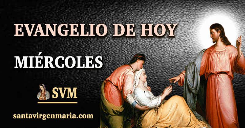 Evangelio San Lucas 4 38-44 CATOLICO