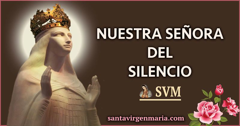 Oracion A Nuestra Señora Del Silencio De Knock
