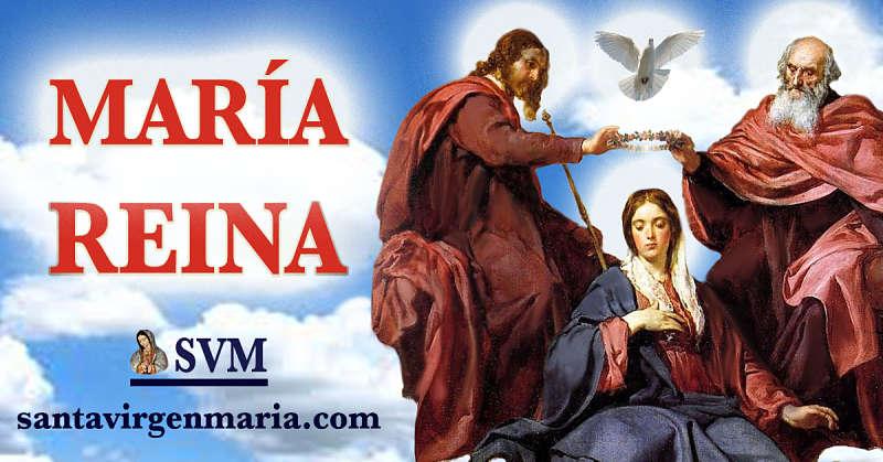ORACION A SANTA MARIA REINA