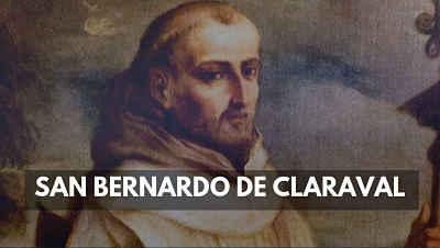 San Bernardo de Claraval doctor de la iglesia catolica foto imagen biografia vida 20 agosto