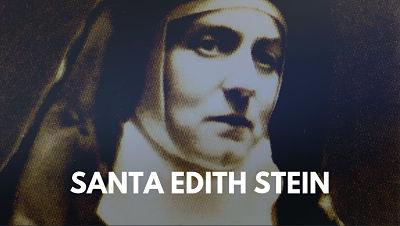 Santa Edith Stein Martir Biografia Santa Del Dia 9 De Agosto