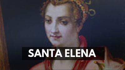 Santa Elena madre emperador romano roma constantino foto biografia vida 18 agosto