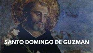 Santo Domingo de Guzmán dominico domenico foto biografia vida
