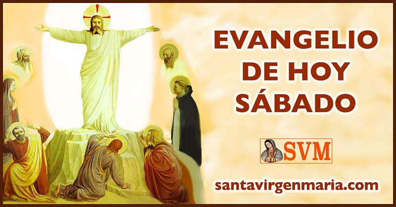 Evangelio San Lucas 9 28b-36 CATOLICO