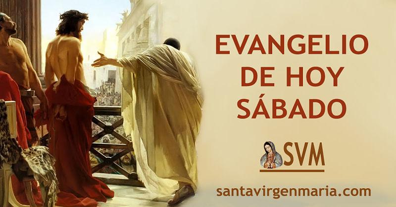 Evangelio según San Lucas 9,43b-45 CATOLICO