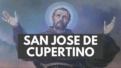San José de Cupertino santo volador biografia aviones avion estudiantes